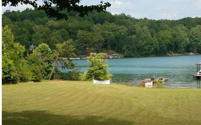 Hayesville Single Family Home For Sale: 169 Ashe Point Drive