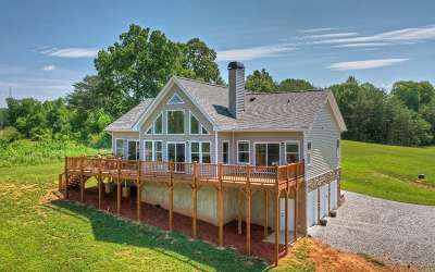 Union County Single Family Home For Sale: 3581 Ivylog Rd.
