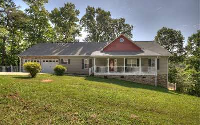 Ellijay Single Family Home For Sale: 30 Crabapple Court
