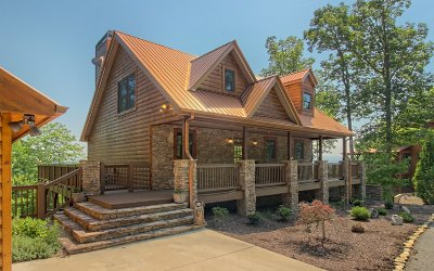 Blairsville Single Family Home For Sale: 261 Croft Mtn Rd
