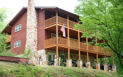 Hayesville Single Family Home For Sale: 288 River Front Drive