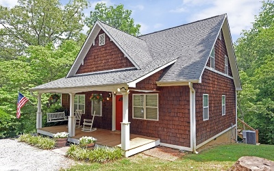 Blue Ridge Single Family Home For Sale: 35 High Point Trail