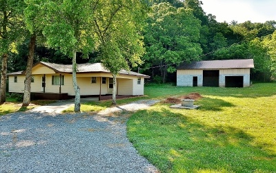 Cherokee County Single Family Home For Sale: 55 Nichols Road