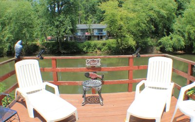 Ellijay Single Family Home For Sale: 84 Floral Court
