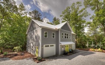 Blue Ridge Single Family Home For Sale: 130 Mountain Tops Lane