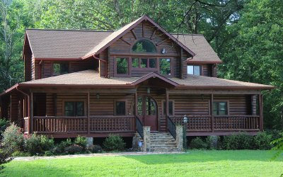 Blue Ridge Single Family Home For Sale: 870 Colwell Church Road