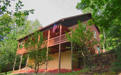 Blairsville Single Family Home For Sale: 424 Summit Way