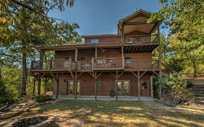 Cherokee County Single Family Home For Sale: 248 Farmer's Top