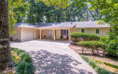 Ellijay Single Family Home For Sale: 535 Westwoods Drive