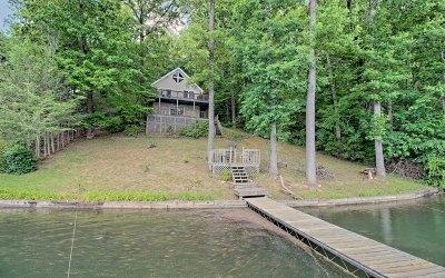 Hayesville Single Family Home For Sale: 410 Hidden Cove Lane