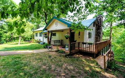 Hayesville NC Single Family Home For Sale: $279,900