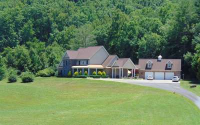 Blairsville Single Family Home For Sale: 718 Hidden Lake Rd