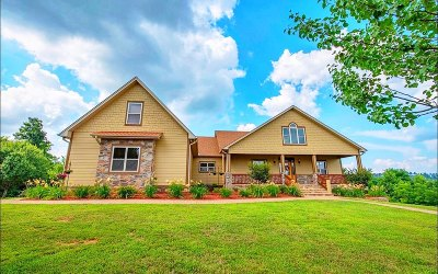 Union County Single Family Home For Sale: 594 Summit Trce