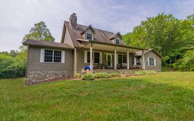 Blue Ridge Single Family Home For Sale: 120 Timber Trail