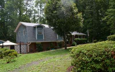 Jasper Single Family Home For Sale: 162 Brer Rabbit Trail