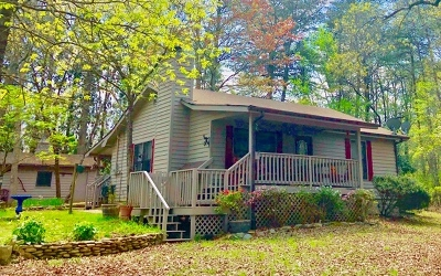 Ellijay Single Family Home For Sale: 103 Pinecrest Drive