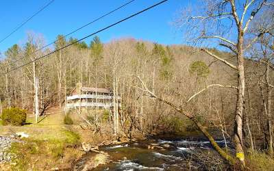 Hiawassee Single Family Home For Sale: 6100 S Hwy 17 S