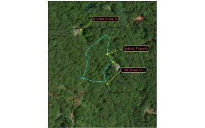 Hayesville Residential Lots & Land For Sale: Mill Creek Dr