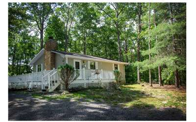 Cherokee County Single Family Home For Sale: 7 Blueberry Lane