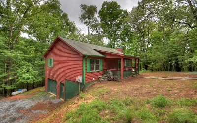 Ellijay Single Family Home For Sale: 35 Oracle Court