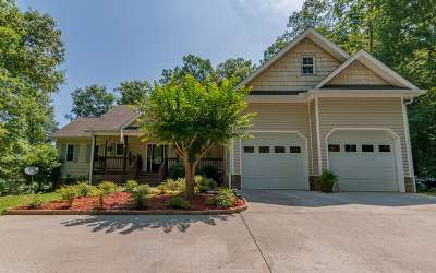 Ellijay Single Family Home For Sale: 153 Ridgeview Trail