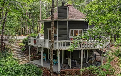Ellijay Single Family Home For Sale: 84 N Pine Trail