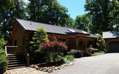 Hayesville Single Family Home For Sale: 292 Hollyberry Circle