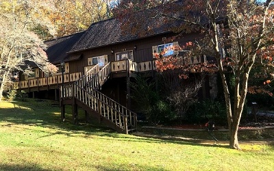 Blairsville Single Family Home For Sale: 188 Cherokee Forest Dr