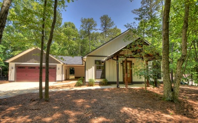 Ellijay Single Family Home For Sale: 103 Ridgecrest Ct.