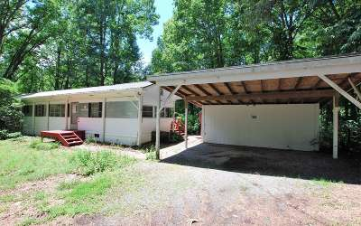Hayesville Single Family Home For Sale: 59 Town Mountain Rd