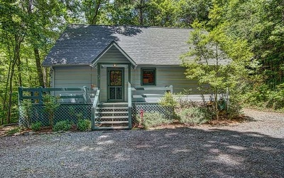 Single Family Home For Sale: 123 Raccoon Trail