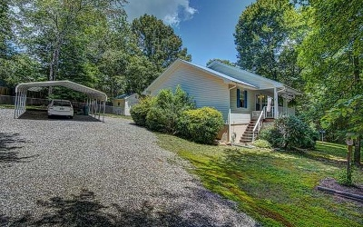 Blairsville Single Family Home For Sale: 336 Holly Cove Circle