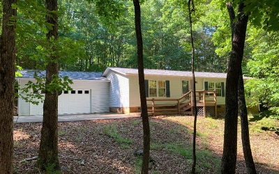 Blairsville Single Family Home For Sale: 219 Rocky Cirlce