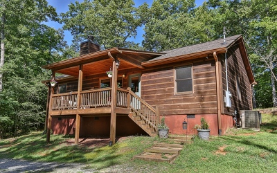 Ellijay Single Family Home For Sale: 111 Modal