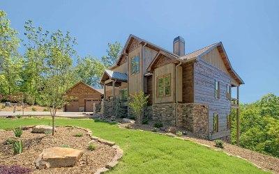 Blue Ridge Single Family Home For Sale: Century Lane