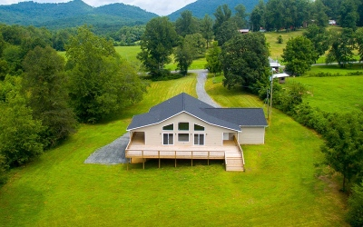 Hiawassee Single Family Home For Sale: 1752 Upper Bell Creek Rd