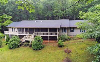 Union County Single Family Home For Sale: 281 Oak Ridge Acres
