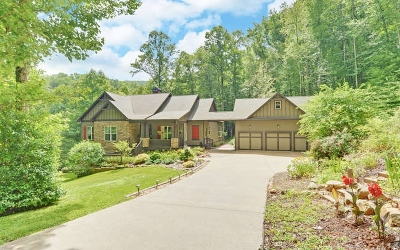 Union County Single Family Home For Sale: 163 Wildcat Trail