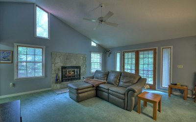 Blue Ridge Single Family Home For Sale: 177 Forest Crescent