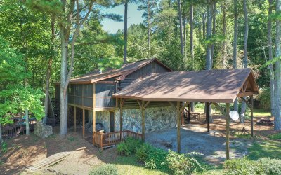 Ellijay Single Family Home For Sale: 4061 Whitepath Road