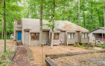 Jasper Single Family Home For Sale: 530 A Indian Forest Rd