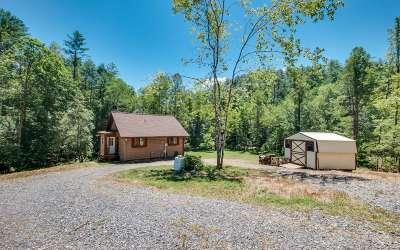 Murphy Single Family Home For Sale: 617 Ranger Estates Rd