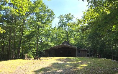 Blue Ridge Single Family Home For Sale: 155 Peter Knob Road