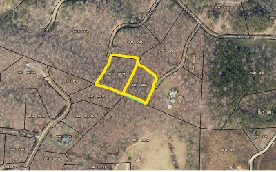 Mineral Bluff Residential Lots & Land For Sale: Lot 4 Greenwood Road