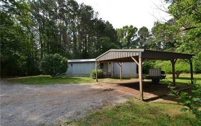 Pickens County Single Family Home For Sale: 85 Highway 136 Connecto