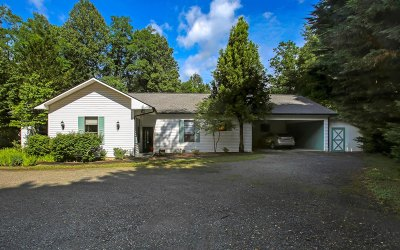 Hayesville Single Family Home For Sale: 481 Cold Spring Lane