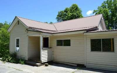 McCaysville Single Family Home For Sale: 201 Jonestown Rd