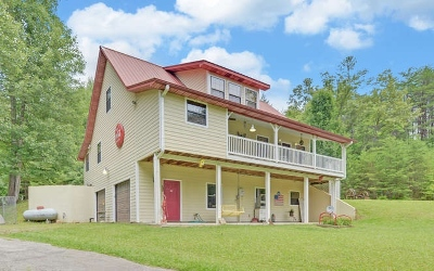 Blairsville Single Family Home For Sale: 5499 East Highway 515