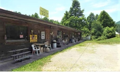 Union County Commercial For Sale: 5108 E Hwy 515