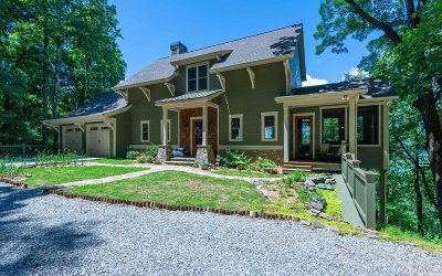 Jasper Single Family Home For Sale: 1901 Andes Ridge
